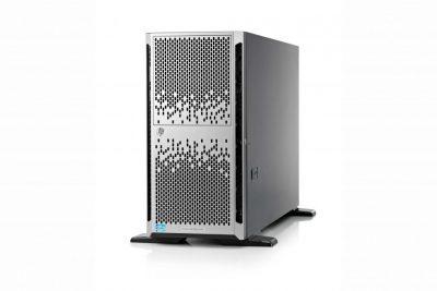 646675-011 (Refurb) HPE ProLiant ML350p Gen8 E5-2609 1P 4GB-R P420i Hot Plug 6 LFF 460W PS Entry AU Server