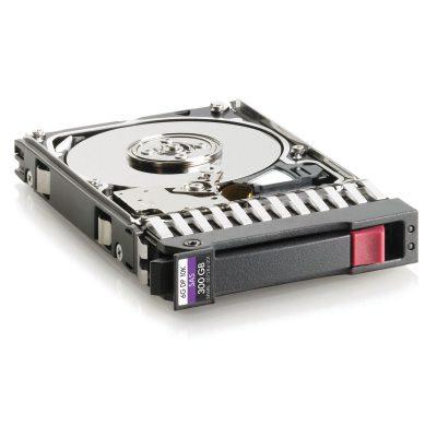 652564-B21 (Refurb) HP 300GB 6G SAS 10K 2.5in SC ENT HDD