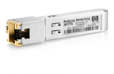 JD089B (Refurb) HP X120 1G SFP RJ45 T TRANSCEIVER(0231A0LR) ,H3C