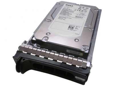 "K054N (Refurb) DELL 600GB 10K SAS 6G 3.5"" HDD"