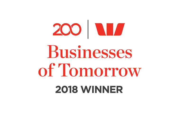 Touchpoint Recognised as a 'Westpac Business of Tomorrow'