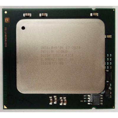 E7-2820 (Refurb) INTEL XEON E7-2820 2.0GHZ/18MB/105W/ 6C PRC,