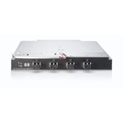 409513-B21 (Refurb) 2 x HP 4Gb Virtual Connect Fiber Switch VC-FC