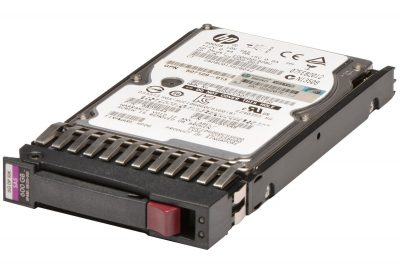 581311-001 (Refurb) HP 600GB 6G SAS 10K RPM SFF HDD