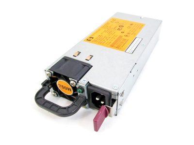 511778-001 (Refurb) HP AC power supply - 750W hot-plug, high-efficiency, common slot