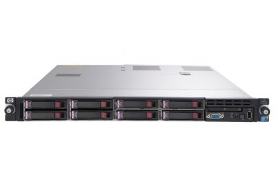 633778-371 (Refurb) HP ProLiant DL360 G7 E5606 1P 4GB-R P410i/ZM 4 SFF 460W RPS Server