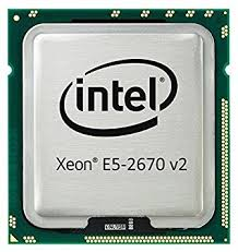 712508-B21 (Refurb) HP Intel Xeon E5-2670v2 DL360p Gen8