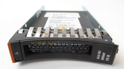 "90Y8648 (Refurb) IBM 128GB SATA 2.5"" MLC HS Enterprise Value SSD"