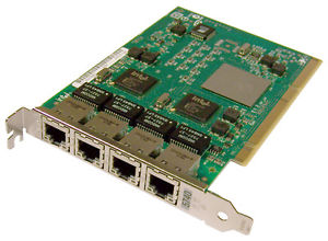 03N5444 (Refurb) IBM 4 PORT 1GB ETHERNET ADAPTER