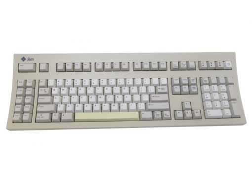 320-1234 (Refurb) Sun Type 5C Unix Keyboard