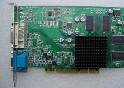 375-3290 Sun XVR-100 Graphics Accelerator (64MB) w/ FHB