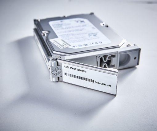 "540-7057-01 Sun 250GB 7200RPM SATA 1.5 G 3.5"" 8MB Cache HD"