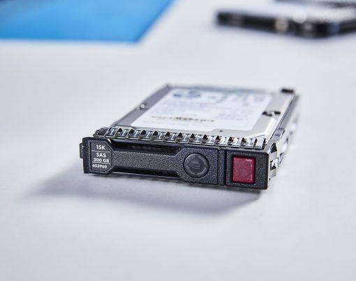 656108-001 HP 1TB 7200RPM 6G SATA SFF 2.5INCH SC MDL HP HDD