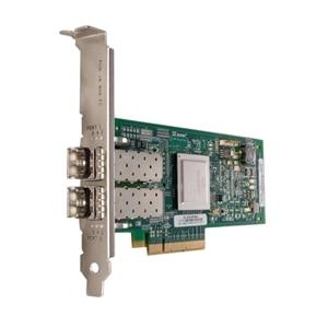 QLE2562 Qlogic QLE2562 Dual Port 8Gb Fibre Channel PCIe Host Bus Adapter
