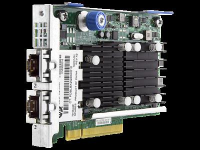 700759-B21 HPE FlexFabric 10Gb 2-port 533FLR-T Adapter