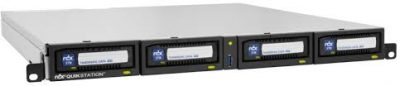 8920-RDX Tanberg RDX QuikStation 4 RM, 4-Bay, 2x 1Gb Ethernet attached Removable Disk Array, 1U Rackmount