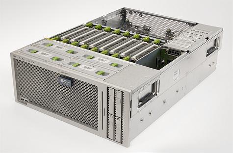 X4600-M2 Oracle SunFire X4600 M2 Server