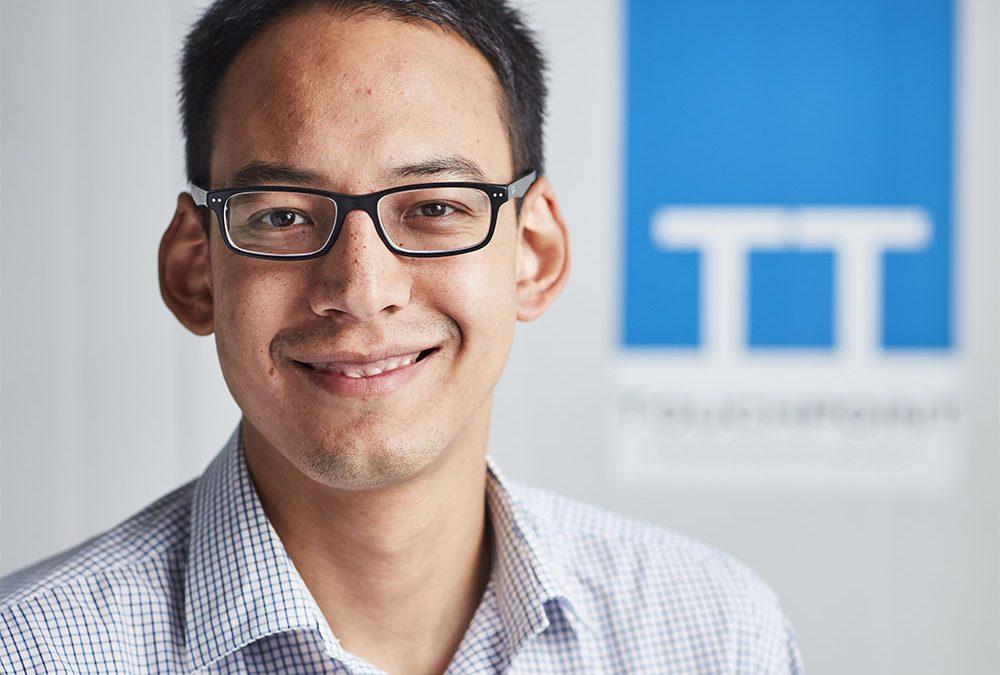 Meet the Team: Abhushan Shrestha