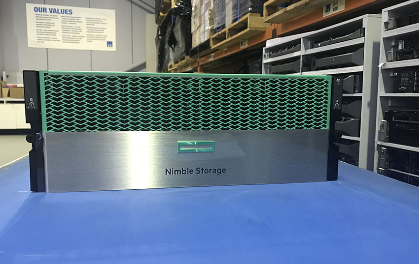 Discounted HPE Nimble Adaptive Flash Arrays Available