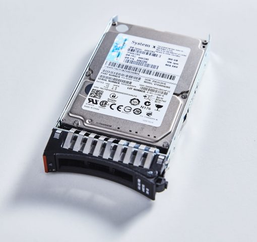 "44W2268 IBM 300GB 2.5"" SAS 10K Rpm 6Gb/s Slim-HS SED"