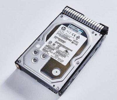 "652755-003 HP 3TB 7.2K RPM 6G SAS LFF 3.5"" HDD"