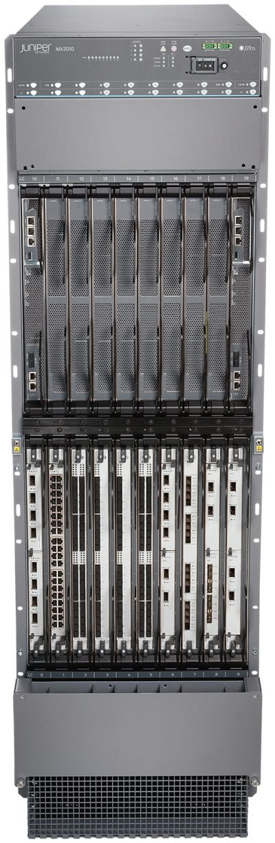 MX2020-1 Juniper MX2010 Universal Routing Platform
