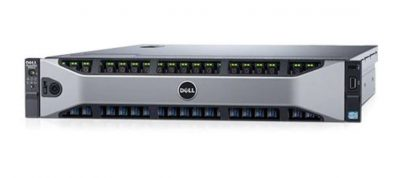 R730xd HS1 Dell PowerEdge R730xd E5-2650v3, 64GB RAM, 2xDell 10k 300G & 2xDell 10k 600G SAS