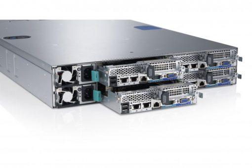 C6220-2N Dell C6220 Node Server, Two-node systems 2U Sleds