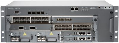 MX104 Juniper Networks MX Series 3D Universal Edge Routers