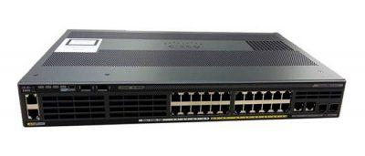 WS-C2960X-24PSQ-L Cisco Catalyst 2960X-24PSQ-L Cool Switch