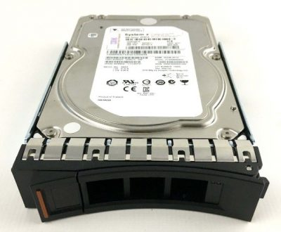 00MJ143 (Refurb) Lenovo 600 GB 15,000 rpm 12 Gb SAS 2.5 Inch HDD