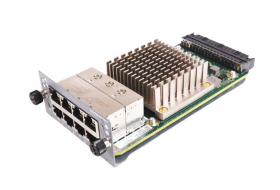 EX4550-EM-8XSFP EX4550, 8-Port 1/10G SFP+ Expansion Module