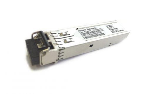 EX-SFP-GE80KCW1530 SFP, Gigabit Ethernet CWDM Optics, 1530nm for 80 km Transmission on SMF