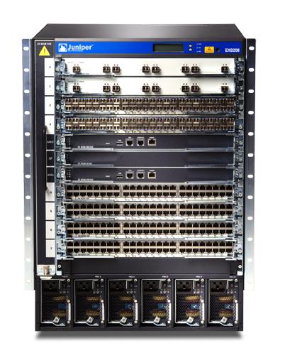 EX8208 -(Refurb) Juniper EX8208 Ethernet Switch