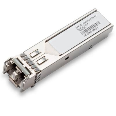 SFP-GE80KCW1470-ET Juniper SFP, GE CWDM 1471nm, -40~85C, CLEI