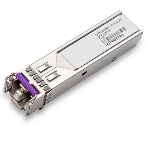 SFP-GE80KCW1490-ET Juniper SFP, GE CWDM 1491nm, -40~85C, CLEI