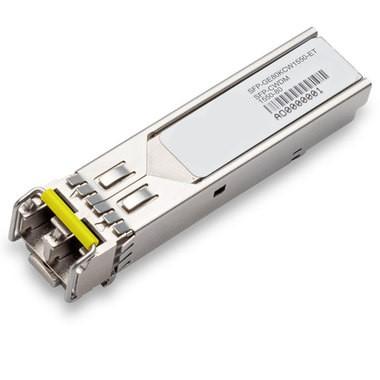 SFP-GE80KCW1550-ET Juniper SFP, GE CWDM 1551nm, -40~85C, CLEI