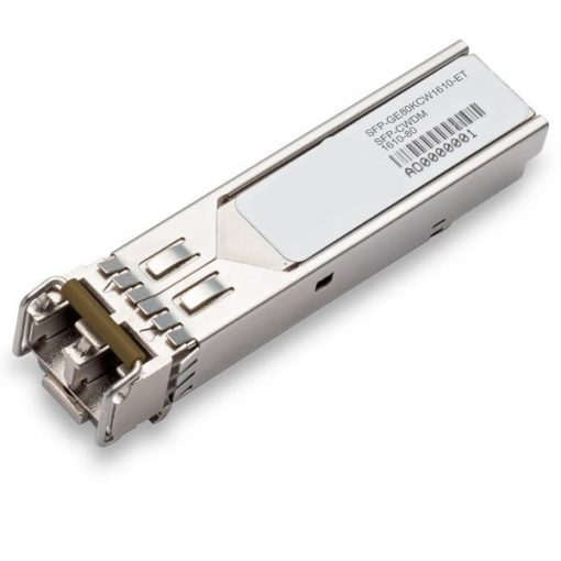 SFP-GE80KCW1610-ET Juniper SFP, GE CWDM 1611nm, -40~85C, CLEI