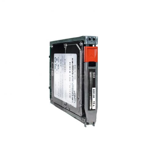 "V4-DS15-600 (Refurb) EMC 600 GB 15K rpm 6Gb SAS 2.5"" Hard Disk Drive"