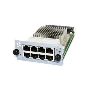 EX4550-EM-8XT EX4550, 8-Port 100M/1G/10G Base T Expansion Module