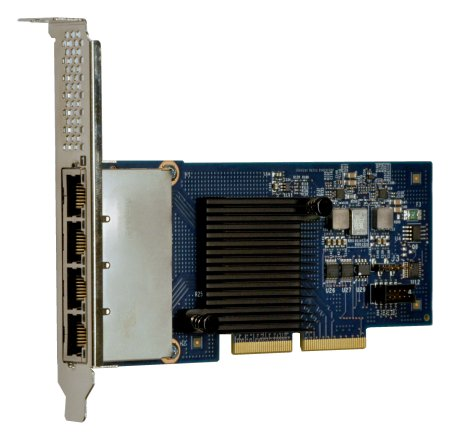 00D1998 Intel I350-T4 ML2 Quad Port GbE Adapter