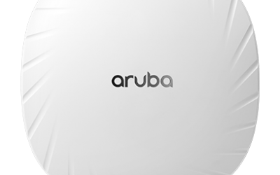 Aruba Release 501 Series APs: their first 802.11ax (Wifi 6) Access Points