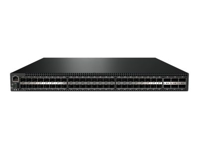 7159CFV Lenovo RackSwitch G8272 (Front to Rear)