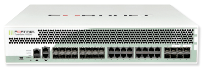 FG-1500D-DC Fortigate w/ 8 x 10GE SFP+ slots, 16 x GE SFP slots, 18 x GE RJ45 ports (including 16 x ports, 2 x management/HA ports), SPU NP6 and CP8 hardware accelerated, 2x 240GB SSD onboard storage, dual DC power supplies