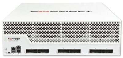 FG-3800D-DC FortiGate w/ 4x 100G CFP2 slots, 4x 40G QSFP+ slots, and 8x 10G SFP+ slots, 2 x GE RJ45 Management, SPU NP6 and CP8 hardware accelerated, 960 GB onboard storage, and dual DC power supplies