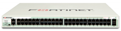 FG-94D-POE FortiGate 94D-PoE w/ 26 x GE RJ45 ports (including 24 x switch ports, 2 x WAN ports), 24 x PoE FE ports, 2 x DMZ GE SFP slots. Max managed FortiAPs (Total / Tunnel) 32 / 16