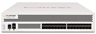 FG-3100D-DC FortiGate 3100D-DC w/ 32 SFP+ 10-Gig ports (2 SFP+ SR-type transceivers included) 1x480GB SSD internal storage, and dual DC power supplies