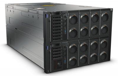 3837CAU Lenovo System x3950 X6 Mission Critical Server
