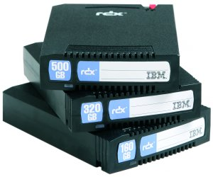 00KC506 IBM RDX 2TB Removable Disk Cartridge