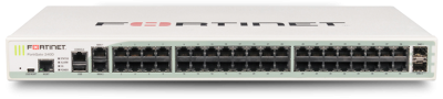 FG-240D FortiGate w/ 42 x GE RJ45 ports (including 40 x LAN ports, 2 x WAN ports), 2 x GE SFP DMZ ports, SPU NP4Lite and CP8 hardware accelerated, 64GB onboard SSD storage